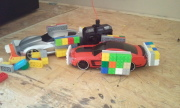 Lego Demolition Derby Cars
